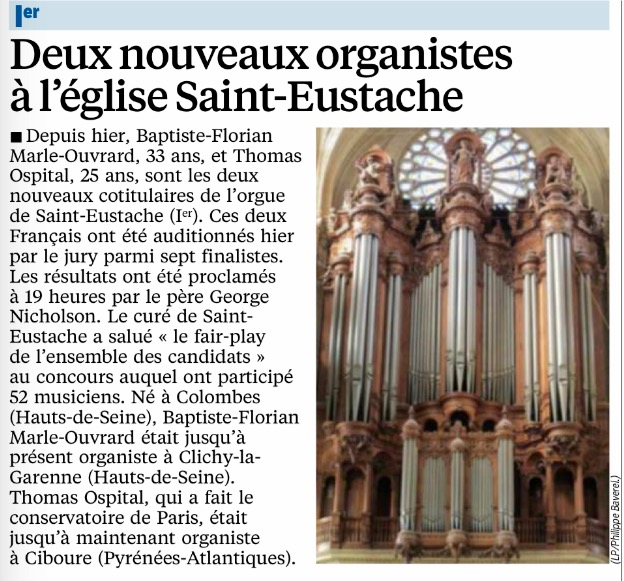 20150325_Le_Parisien_Deux_nouveaux_organistes_Eglise_Saint_Eustache